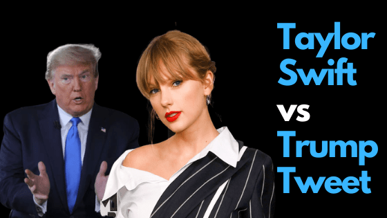 Taylor Swift Lashed out On trump twitter on minneapolis