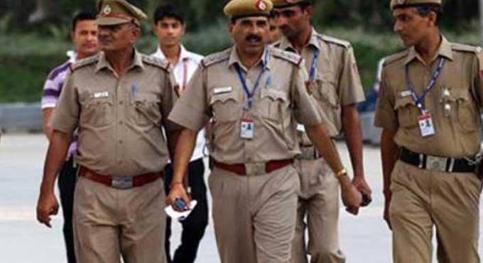 Andhra Pradesh Police in Action