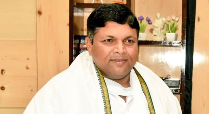 Jharkhand Agriculture Minister Badal Patil tested covid-19 positive