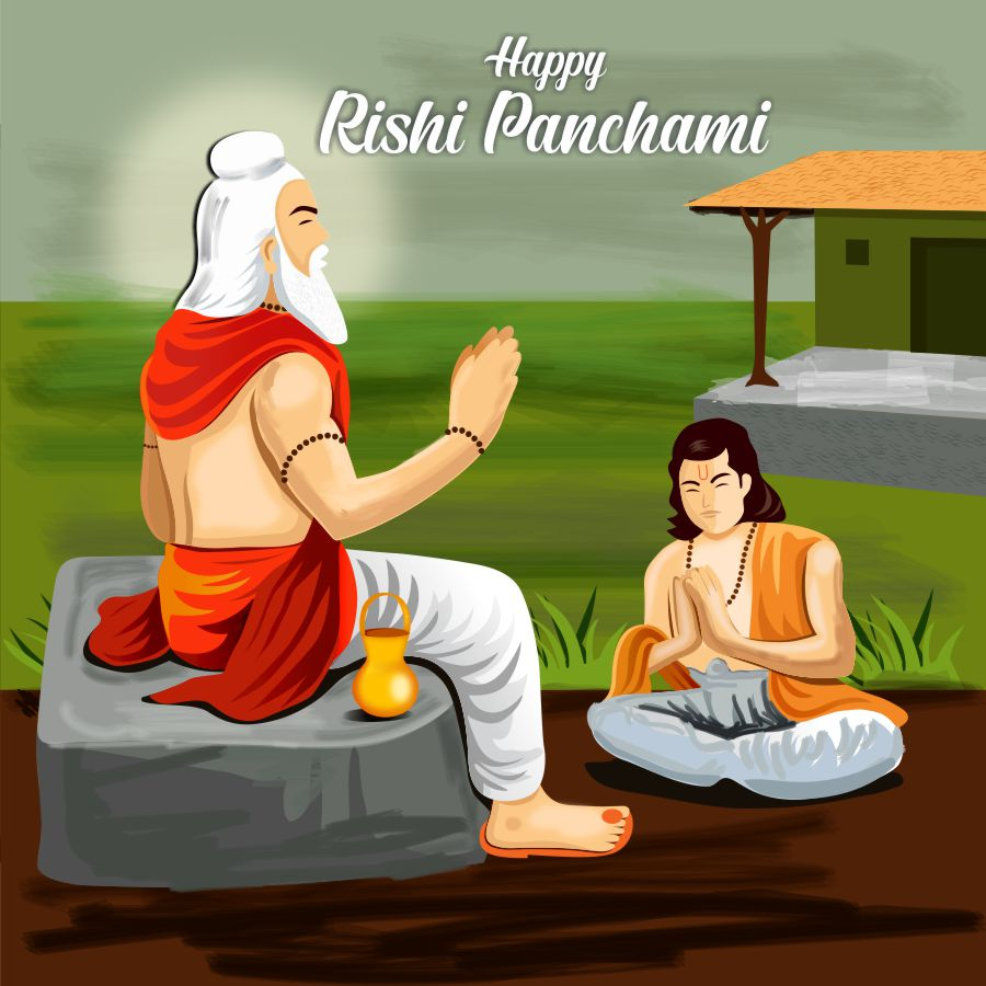 Happy Rishi Panchami 2020 Quotes and wishes
