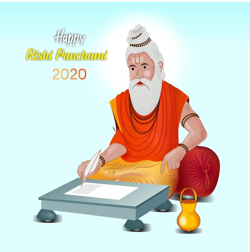 Rishi Panchami Greetings