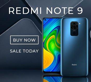 Buy Redmi Note 9 Online