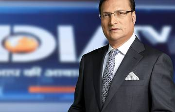 Rajat Sharma one of the highest paid news anchor in India