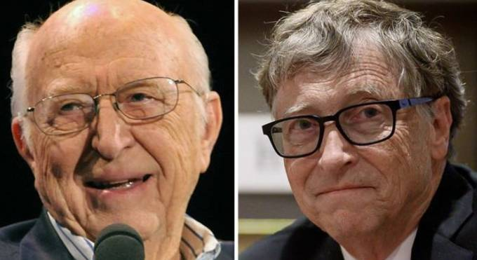 Bill Gates Sr. Father of Microsoft co-founder dies at the age of 94