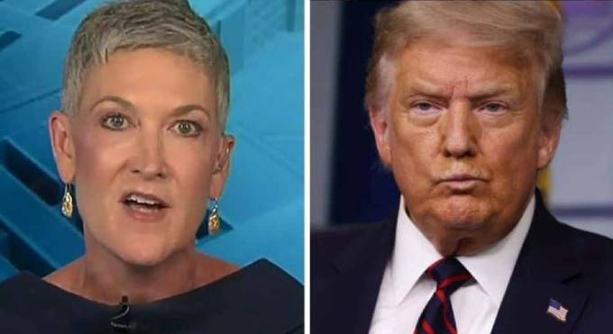 Trump calls on Fox News to fire reporter Jennifer Griffin for verifying Atlantic article