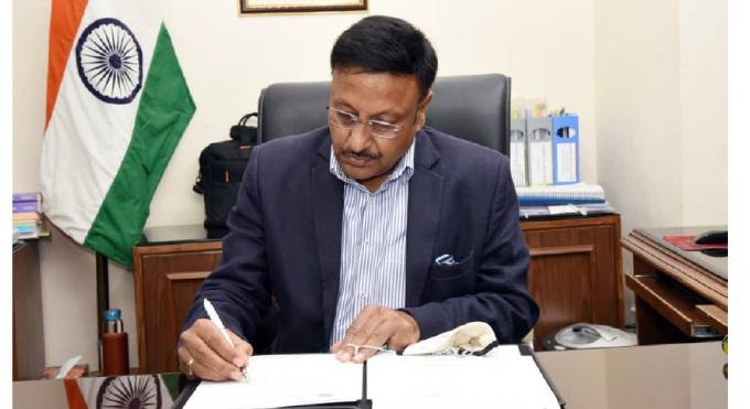 Rajiv Kumar becomes the new Election Commissioner of India