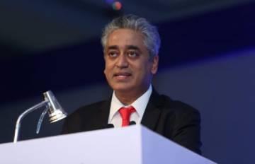 News Anchor Rajdeep Sardesai