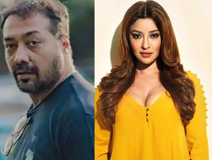 Payal Ghosh accuses Anurag Kashyap of sexual harassment