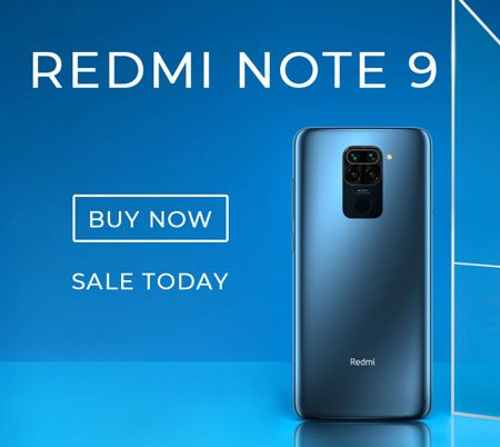 Redmi Note 9 Buy Online