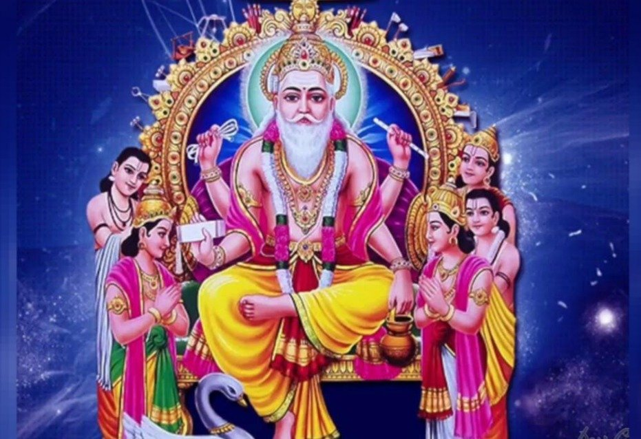 Vishwakarma puja 2020, wishes, quotes, messages, status, pictures, cards, backdrop, mantra, date, timing, vidhi