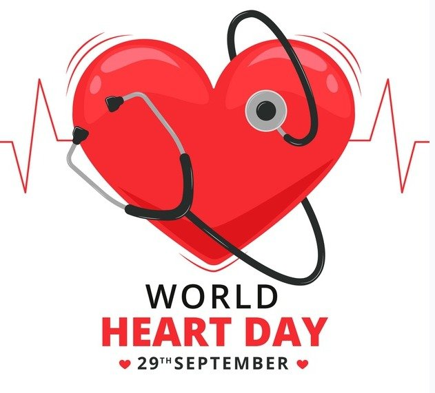 World Heart Day 2020 - Quotes, Poster, Essay, Greetings, Messages Theme, Slogan
