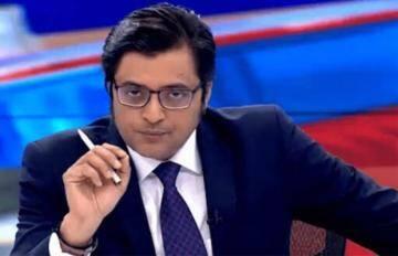 News Anchor Arnab Goswami
