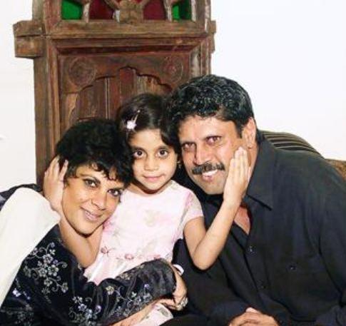 childhood pic of Amiya Dev