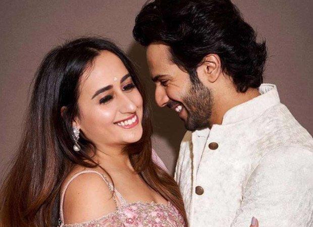 natasha dalal with boyfriend Varun Dhawan