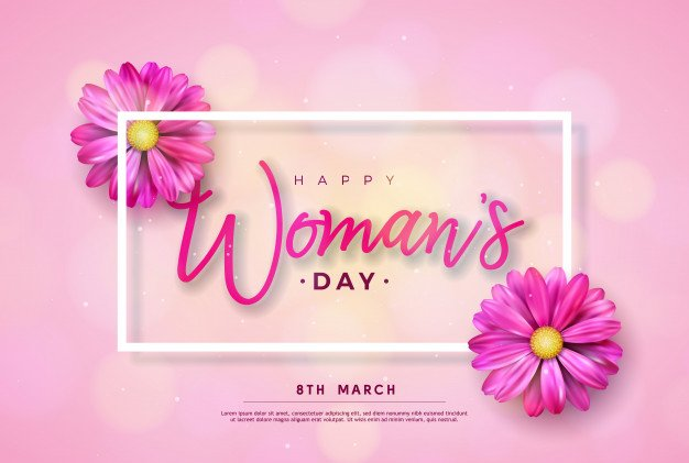 Womens Day Quotes, wishes Images, Poster-03