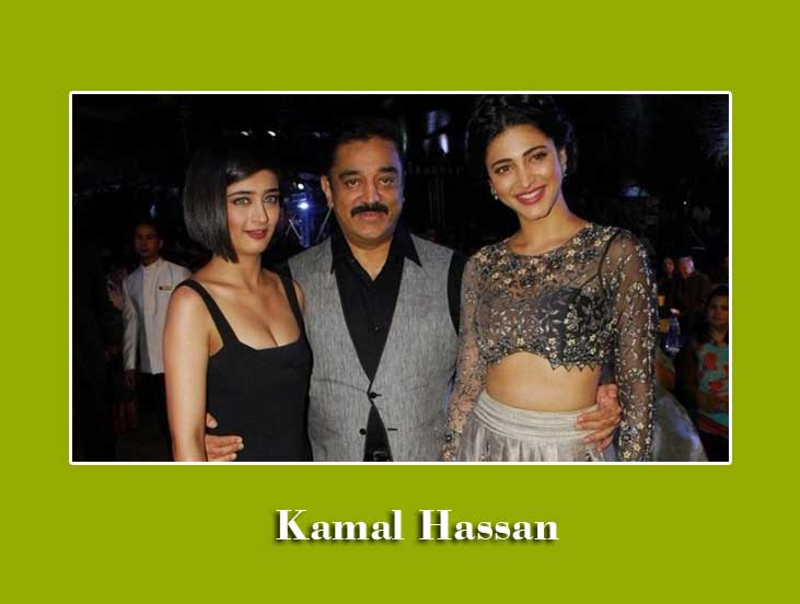Kamal Hassan in Indian 2
