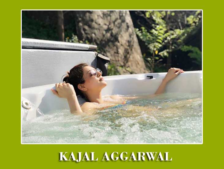 Kajal Aggarwal Hot in Indian 2