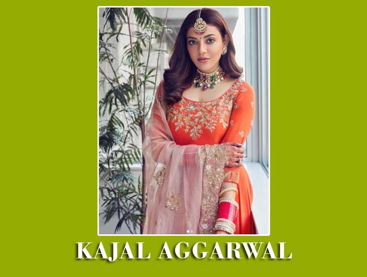 Indian 2 Actress Kajal Aggarwal