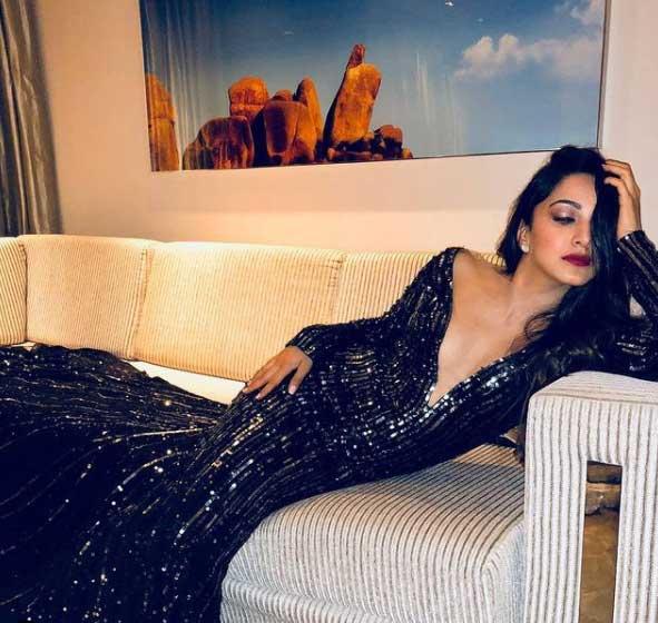 Kiara Advani Sexy Pic