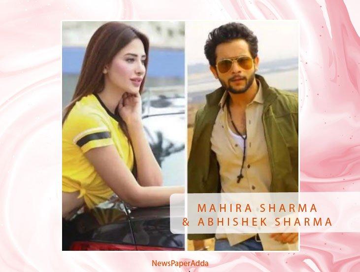 Mahira Sharma Boyfriend Abhishek Sharma