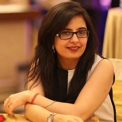 Niti Chaudhary wife of Sudhir Chaudhary