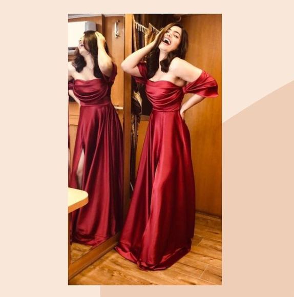 Rashmika Mandanna Instagram Photos
