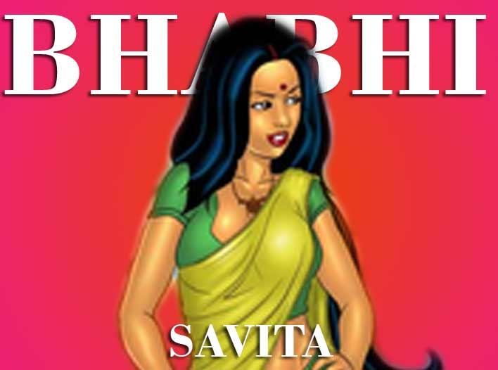 Savita Bhabhi Cartoon