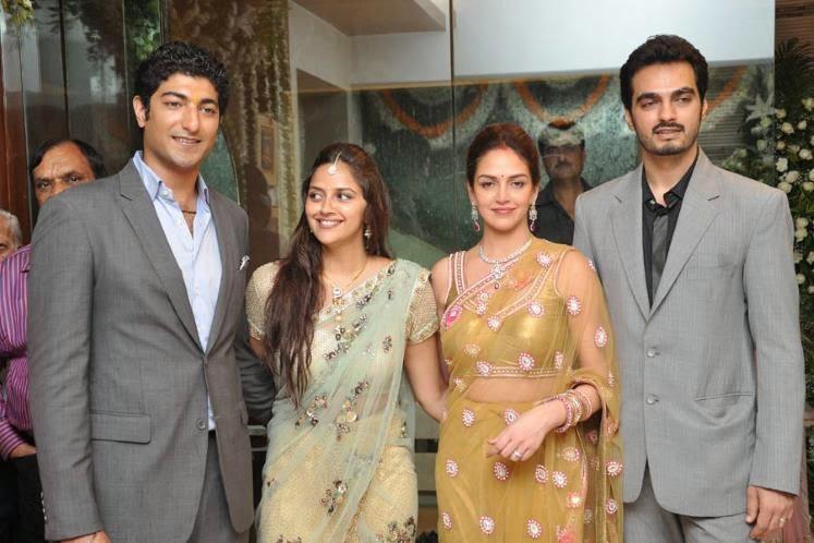 Vaibhav Vohra with wife Ahana Deol