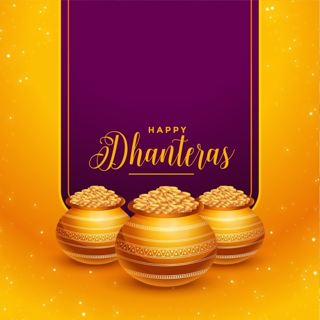Happy Dhanteras Wishes Quotes, Images-13