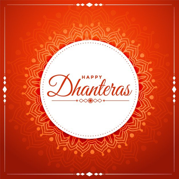 Happy Dhanteras Wishes Quotes, Images-03
