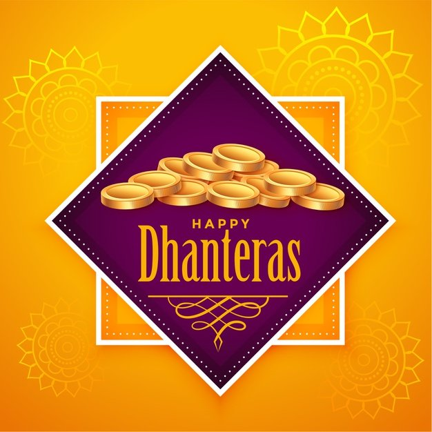 Happy Dhanteras Wishes Quotes, Images-09