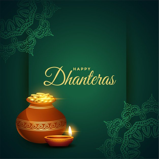 Happy Dhanteras Wishes Quotes, Images-08