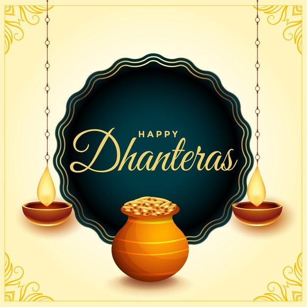Happy Dhanteras Wishes Quotes, Images-05