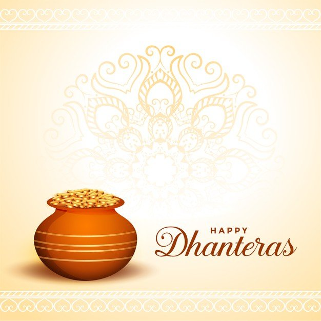 Happy Dhanteras Wishes Quotes, Images-06