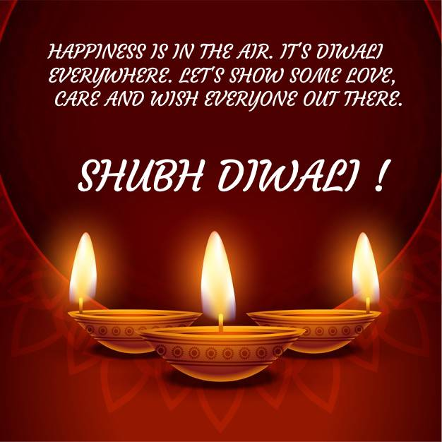 Happy Diwali Wishes Quotes, Images, Posters 2020 for Friends and Family *{Deepavali}* 1