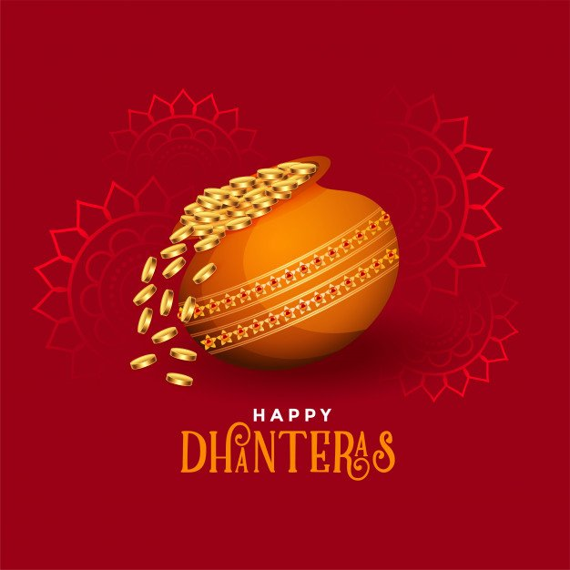 Happy Dhanteras Wishes Quotes, Images-01