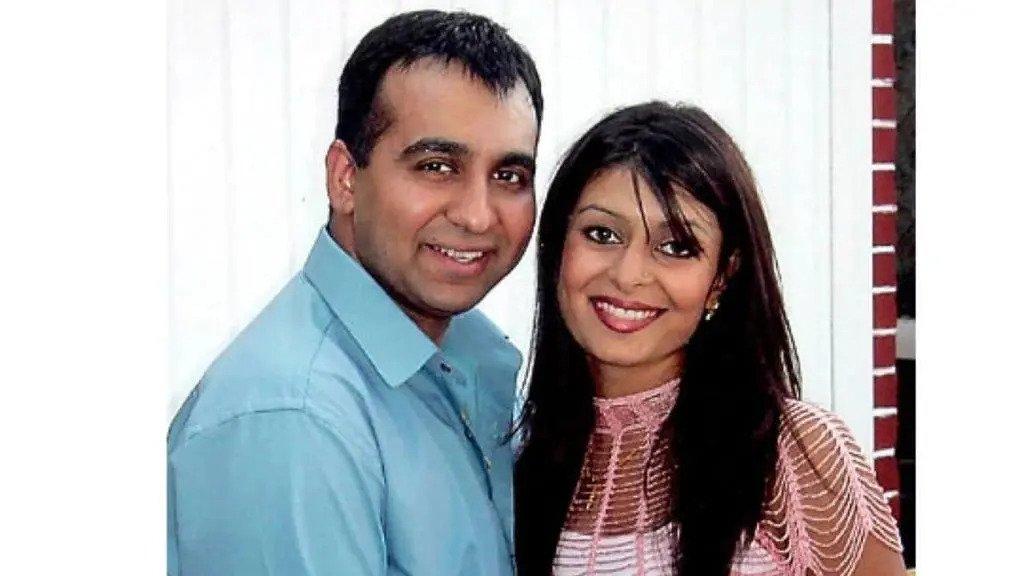 raj kundra first wife kavita kundra pic