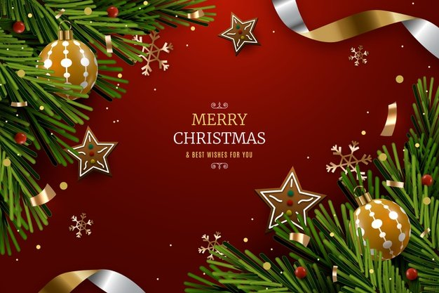 Merry Christmas Wishes GIF, Images, Quotes
