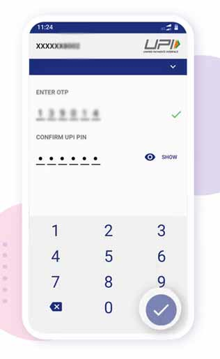 Change UPI Pin in Phonepe