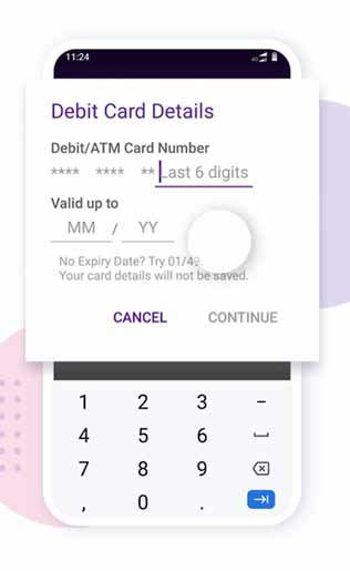 Change or Reset Upi Pin in PhonePe