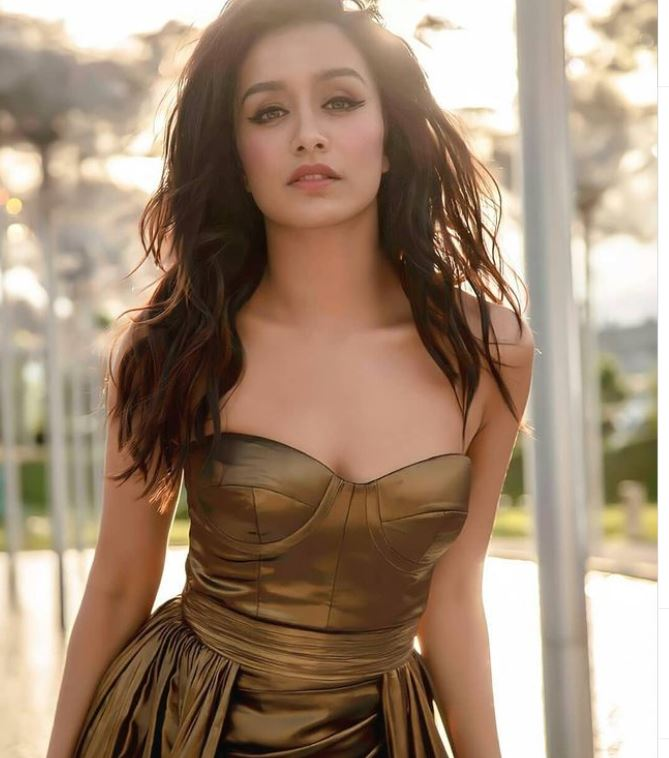Shraddha Kapoor Hot Pic