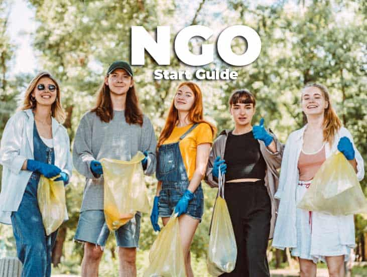 How to start an NGO