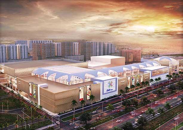 Lulu Mall Lucknow