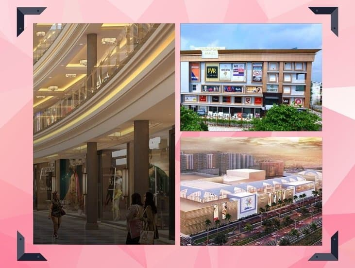 Malls in Lucknow