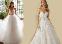 Top 60 Off The Shoulder Wedding Dress