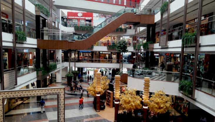 Phoenix United mall in Lucknow